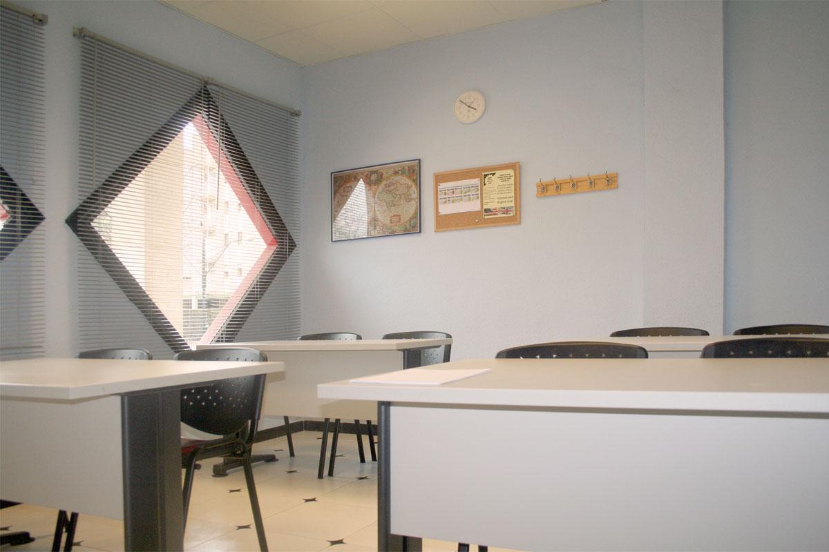 aula de alquiler en Zaragoza Actur